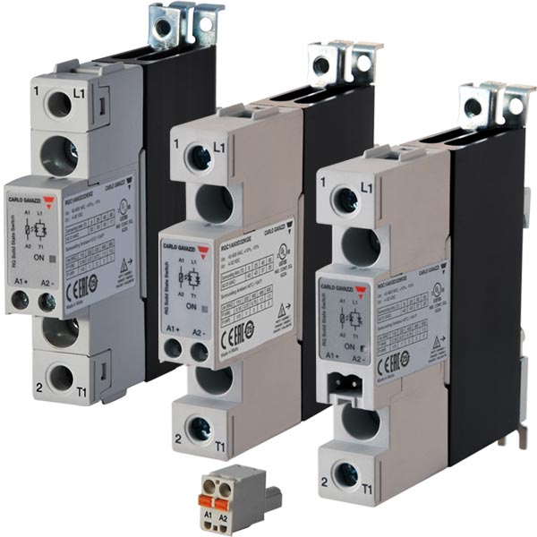 RGC..32: THE EXTREMELY COMPACT 30 AAC SOLID STATE CONTACTOR SERIES