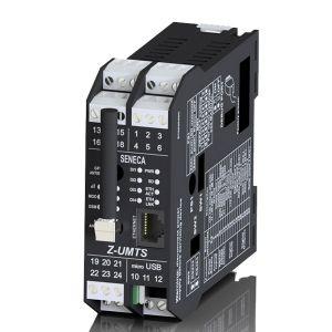 Datalogger HSPA+ cu 5 benzi de frecventa GSM, GPS receiver, functii de control la distanta si limbaj de programare avansat